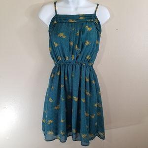 Mossimo size M shoulder strap mini dress